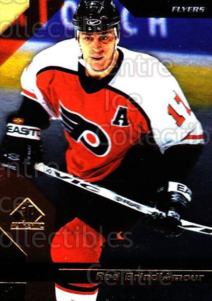 1997-98 SP Authentic #115 Rod Brind'Amour<br/>5 In Stock - $1.00 each - <a href=https://centericecollectibles.foxycart.com/cart?name=1997-98%20SP%20Authentic%20%23115%20Rod%20Brind'Amour...&quantity_max=5&price=$1.00&code=64454 class=foxycart> Buy it now! </a>