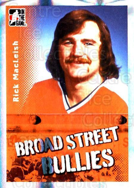 2011-12 ITG Broad Street Boys #31 Rick MacLeish<br/>5 In Stock - $3.00 each - <a href=https://centericecollectibles.foxycart.com/cart?name=2011-12%20ITG%20Broad%20Street%20Boys%20%2331%20Rick%20MacLeish...&price=$3.00&code=644562 class=foxycart> Buy it now! </a>