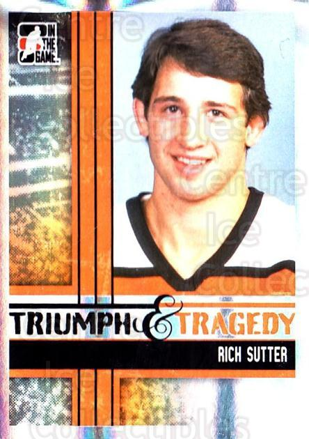2011-12 ITG Broad Street Boys #49 Rich Sutter<br/>8 In Stock - $3.00 each - <a href=https://centericecollectibles.foxycart.com/cart?name=2011-12%20ITG%20Broad%20Street%20Boys%20%2349%20Rich%20Sutter...&quantity_max=8&price=$3.00&code=644580 class=foxycart> Buy it now! </a>