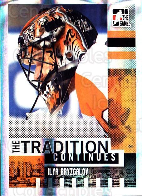 2011-12 ITG Broad Street Boys #91 Ilya Bryzgalov<br/>6 In Stock - $3.00 each - <a href=https://centericecollectibles.foxycart.com/cart?name=2011-12%20ITG%20Broad%20Street%20Boys%20%2391%20Ilya%20Bryzgalov...&quantity_max=6&price=$3.00&code=644622 class=foxycart> Buy it now! </a>
