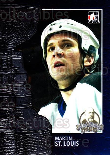 2013-14 ITG Lord Stanley's Mug #91 Martin St. Louis<br/>12 In Stock - $3.00 each - <a href=https://centericecollectibles.foxycart.com/cart?name=2013-14%20ITG%20Lord%20Stanley's%20Mug%20%2391%20Martin%20St.%20Loui...&quantity_max=12&price=$3.00&code=644922 class=foxycart> Buy it now! </a>