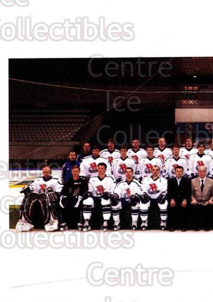 2005-06 Russian Hockey League Panini Stickers #235 Team Photo<br/>2 In Stock - $2.00 each - <a href=https://centericecollectibles.foxycart.com/cart?name=2005-06%20Russian%20Hockey%20League%20Panini%20Stickers%20%23235%20Team%20Photo...&price=$2.00&code=645816 class=foxycart> Buy it now! </a>