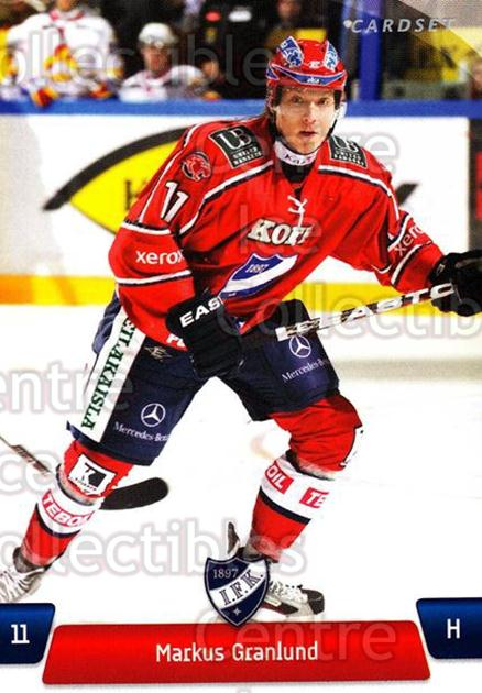 2011-12 Finnish Cardset #186 Markus Granlund<br/>7 In Stock - $3.00 each - <a href=https://centericecollectibles.foxycart.com/cart?name=2011-12%20Finnish%20Cardset%20%23186%20Markus%20Granlund...&quantity_max=7&price=$3.00&code=646091 class=foxycart> Buy it now! </a>