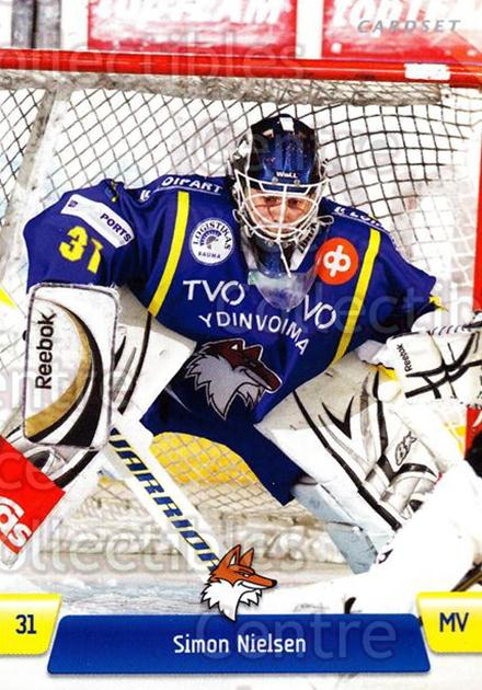 2011-12 Finnish Cardset #267 Simon Nielsen<br/>1 In Stock - $2.00 each - <a href=https://centericecollectibles.foxycart.com/cart?name=2011-12%20Finnish%20Cardset%20%23267%20Simon%20Nielsen...&quantity_max=1&price=$2.00&code=646170 class=foxycart> Buy it now! </a>