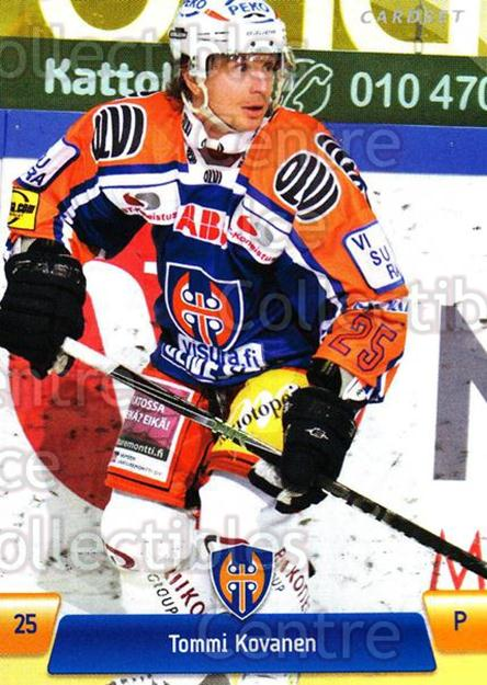 2011-12 Finnish Cardset #305 Tommi Kovanen<br/>1 In Stock - $2.00 each - <a href=https://centericecollectibles.foxycart.com/cart?name=2011-12%20Finnish%20Cardset%20%23305%20Tommi%20Kovanen...&quantity_max=1&price=$2.00&code=646208 class=foxycart> Buy it now! </a>