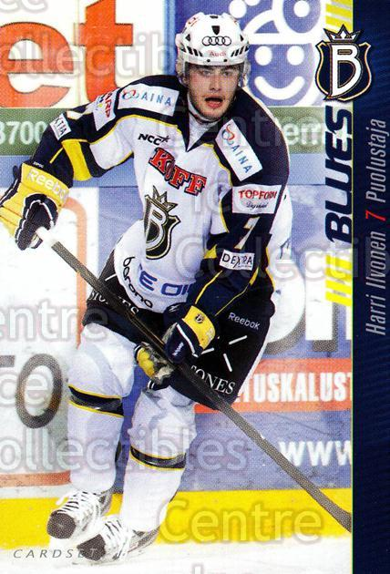 2012-13 Finnish Cardset #4 Harri Ilvonen<br/>1 In Stock - $2.00 each - <a href=https://centericecollectibles.foxycart.com/cart?name=2012-13%20Finnish%20Cardset%20%234%20Harri%20Ilvonen...&quantity_max=1&price=$2.00&code=646247 class=foxycart> Buy it now! </a>
