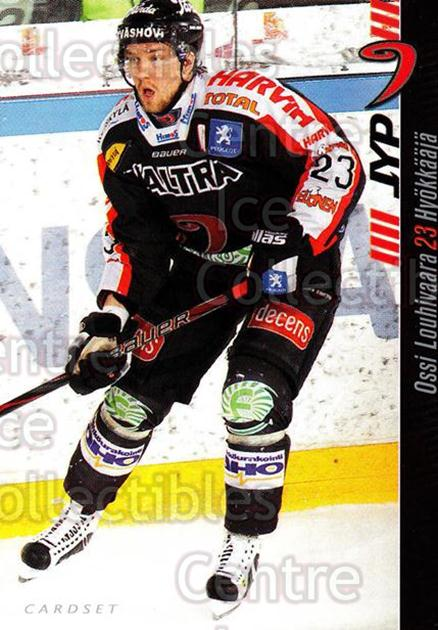 2012-13 Finnish Cardset #68 Ossi Louhivaara<br/>1 In Stock - $2.00 each - <a href=https://centericecollectibles.foxycart.com/cart?name=2012-13%20Finnish%20Cardset%20%2368%20Ossi%20Louhivaara...&quantity_max=1&price=$2.00&code=646311 class=foxycart> Buy it now! </a>