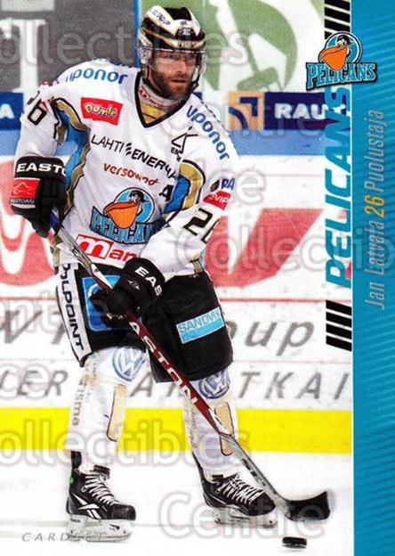2012-13 Finnish Cardset #113 Jan Latvala<br/>1 In Stock - $2.00 each - <a href=https://centericecollectibles.foxycart.com/cart?name=2012-13%20Finnish%20Cardset%20%23113%20Jan%20Latvala...&quantity_max=1&price=$2.00&code=646356 class=foxycart> Buy it now! </a>