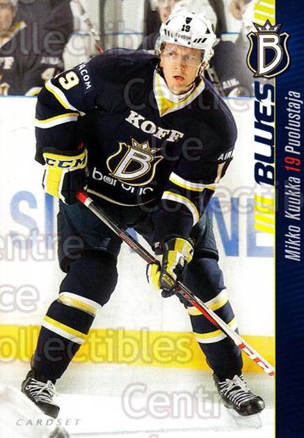 2012-13 Finnish Cardset #172 Mikko Kuukka<br/>1 In Stock - $2.00 each - <a href=https://centericecollectibles.foxycart.com/cart?name=2012-13%20Finnish%20Cardset%20%23172%20Mikko%20Kuukka...&quantity_max=1&price=$2.00&code=646415 class=foxycart> Buy it now! </a>