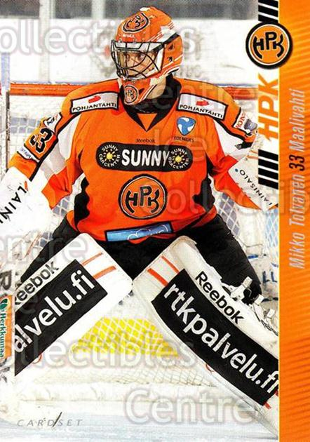 2012-13 Finnish Cardset #193 Mikko Tolvanen<br/>1 In Stock - $2.00 each - <a href=https://centericecollectibles.foxycart.com/cart?name=2012-13%20Finnish%20Cardset%20%23193%20Mikko%20Tolvanen...&quantity_max=1&price=$2.00&code=646436 class=foxycart> Buy it now! </a>