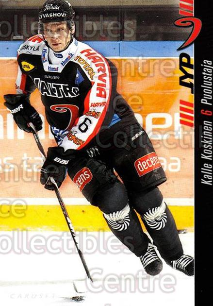 2012-13 Finnish Cardset #231 Kalle Koskinen<br/>1 In Stock - $2.00 each - <a href=https://centericecollectibles.foxycart.com/cart?name=2012-13%20Finnish%20Cardset%20%23231%20Kalle%20Koskinen...&quantity_max=1&price=$2.00&code=646474 class=foxycart> Buy it now! </a>