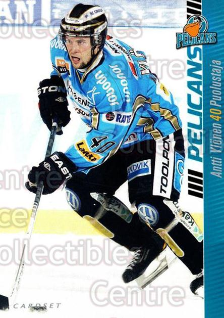 2012-13 Finnish Cardset #281 Antti Ylonen<br/>1 In Stock - $2.00 each - <a href=https://centericecollectibles.foxycart.com/cart?name=2012-13%20Finnish%20Cardset%20%23281%20Antti%20Ylonen...&quantity_max=1&price=$2.00&code=646524 class=foxycart> Buy it now! </a>
