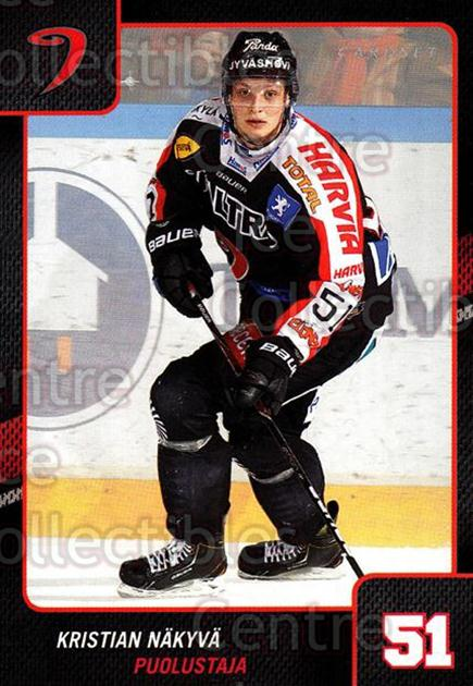 2013-14 Finnish Cardset #65 Kristian Nakyva<br/>2 In Stock - $2.00 each - <a href=https://centericecollectibles.foxycart.com/cart?name=2013-14%20Finnish%20Cardset%20%2365%20Kristian%20Nakyva...&quantity_max=2&price=$2.00&code=646644 class=foxycart> Buy it now! </a>