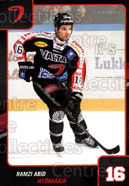 2013-14 Finnish Cardset #68 Ramzi Abid<br/>2 In Stock - $2.00 each - <a href=https://centericecollectibles.foxycart.com/cart?name=2013-14%20Finnish%20Cardset%20%2368%20Ramzi%20Abid...&quantity_max=2&price=$2.00&code=646647 class=foxycart> Buy it now! </a>