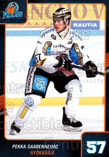 2013-14 Finnish Cardset #119 Pekka Saarenheimo<br/>1 In Stock - $2.00 each - <a href=https://centericecollectibles.foxycart.com/cart?name=2013-14%20Finnish%20Cardset%20%23119%20Pekka%20Saarenhei...&quantity_max=1&price=$2.00&code=646698 class=foxycart> Buy it now! </a>