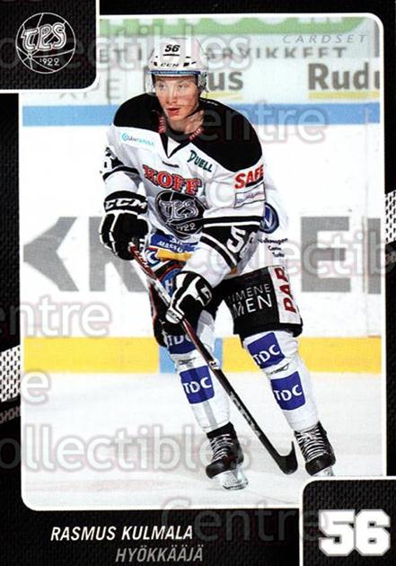 2013-14 Finnish Cardset #154 Rasmus Kulmala<br/>1 In Stock - $2.00 each - <a href=https://centericecollectibles.foxycart.com/cart?name=2013-14%20Finnish%20Cardset%20%23154%20Rasmus%20Kulmala...&quantity_max=1&price=$2.00&code=646733 class=foxycart> Buy it now! </a>
