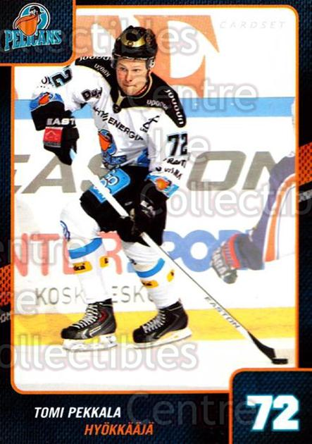 2013-14 Finnish Cardset #289 Tomi Pekkala<br/>1 In Stock - $2.00 each - <a href=https://centericecollectibles.foxycart.com/cart?name=2013-14%20Finnish%20Cardset%20%23289%20Tomi%20Pekkala...&quantity_max=1&price=$2.00&code=646868 class=foxycart> Buy it now! </a>