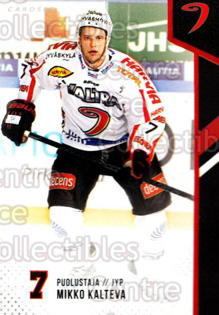 2014-15 Finnish Cardset #51 Mikko Kalteva<br/>2 In Stock - $2.00 each - <a href=https://centericecollectibles.foxycart.com/cart?name=2014-15%20Finnish%20Cardset%20%2351%20Mikko%20Kalteva...&quantity_max=2&price=$2.00&code=646967 class=foxycart> Buy it now! </a>