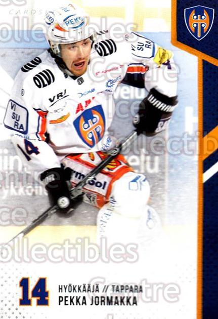 2014-15 Finnish Cardset #138 Pekka Jormakka<br/>2 In Stock - $2.00 each - <a href=https://centericecollectibles.foxycart.com/cart?name=2014-15%20Finnish%20Cardset%20%23138%20Pekka%20Jormakka...&quantity_max=2&price=$2.00&code=647054 class=foxycart> Buy it now! </a>