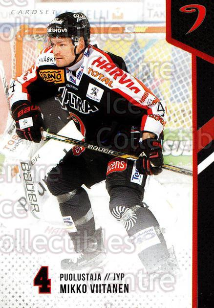 2014-15 Finnish Cardset #220 Mikko Viitanen<br/>1 In Stock - $2.00 each - <a href=https://centericecollectibles.foxycart.com/cart?name=2014-15%20Finnish%20Cardset%20%23220%20Mikko%20Viitanen...&quantity_max=1&price=$2.00&code=647136 class=foxycart> Buy it now! </a>