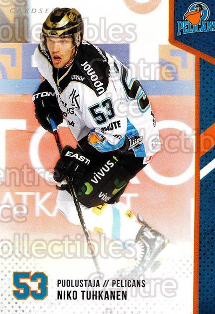 2014-15 Finnish Cardset #269 Niko Tuhkanen<br/>1 In Stock - $2.00 each - <a href=https://centericecollectibles.foxycart.com/cart?name=2014-15%20Finnish%20Cardset%20%23269%20Niko%20Tuhkanen...&quantity_max=1&price=$2.00&code=647185 class=foxycart> Buy it now! </a>