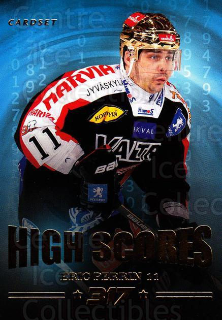 2013-14 Finnish Cardset High Scores #6 Eric Perrin<br/>1 In Stock - $3.00 each - <a href=https://centericecollectibles.foxycart.com/cart?name=2013-14%20Finnish%20Cardset%20High%20Scores%20%236%20Eric%20Perrin...&quantity_max=1&price=$3.00&code=647304 class=foxycart> Buy it now! </a>