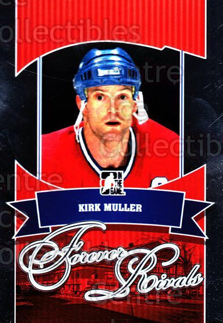 2012-13 ITG Forever Rivals #42 Kirk Muller<br/>1 In Stock - $3.00 each - <a href=https://centericecollectibles.foxycart.com/cart?name=2012-13%20ITG%20Forever%20Rivals%20%2342%20Kirk%20Muller...&quantity_max=1&price=$3.00&code=647873 class=foxycart> Buy it now! </a>