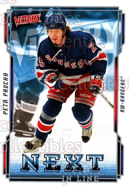 2006-07 UD Victory Next in Line #34 Petr Prucha<br/>1 In Stock - $2.00 each - <a href=https://centericecollectibles.foxycart.com/cart?name=2006-07%20UD%20Victory%20Next%20in%20Line%20%2334%20Petr%20Prucha...&quantity_max=1&price=$2.00&code=648088 class=foxycart> Buy it now! </a>