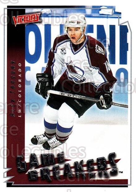 2006-07 UD Victory Game Breakers #11 Alex Tanguay<br/>1 In Stock - $2.00 each - <a href=https://centericecollectibles.foxycart.com/cart?name=2006-07%20UD%20Victory%20Game%20Breakers%20%2311%20Alex%20Tanguay...&quantity_max=1&price=$2.00&code=648115 class=foxycart> Buy it now! </a>
