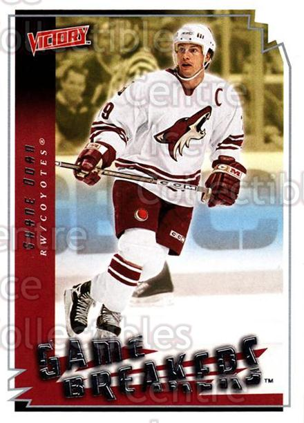 2006-07 UD Victory Game Breakers #39 Shane Doan<br/>2 In Stock - $2.00 each - <a href=https://centericecollectibles.foxycart.com/cart?name=2006-07%20UD%20Victory%20Game%20Breakers%20%2339%20Shane%20Doan...&quantity_max=2&price=$2.00&code=648143 class=foxycart> Buy it now! </a>