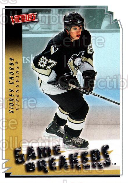 2006-07 UD Victory Game Breakers #40 Sidney Crosby<br/>1 In Stock - $5.00 each - <a href=https://centericecollectibles.foxycart.com/cart?name=2006-07%20UD%20Victory%20Game%20Breakers%20%2340%20Sidney%20Crosby...&quantity_max=1&price=$5.00&code=648144 class=foxycart> Buy it now! </a>