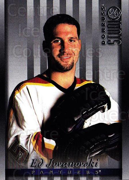 1997-98 Studio #39 Ed Jovanovski<br/>7 In Stock - $1.00 each - <a href=https://centericecollectibles.foxycart.com/cart?name=1997-98%20Studio%20%2339%20Ed%20Jovanovski...&quantity_max=7&price=$1.00&code=64858 class=foxycart> Buy it now! </a>