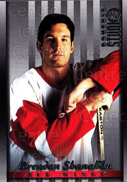 1997-98 Studio #6 Brendan Shanahan<br/>5 In Stock - $1.00 each - <a href=https://centericecollectibles.foxycart.com/cart?name=1997-98%20Studio%20%236%20Brendan%20Shanaha...&quantity_max=5&price=$1.00&code=64881 class=foxycart> Buy it now! </a>