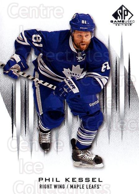 2013-14 Sp Game Used #13 Phil Kessel<br/>3 In Stock - $1.00 each - <a href=https://centericecollectibles.foxycart.com/cart?name=2013-14%20Sp%20Game%20Used%20%2313%20Phil%20Kessel...&quantity_max=3&price=$1.00&code=649265 class=foxycart> Buy it now! </a>