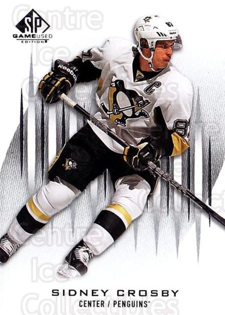 2013-14 Sp Game Used #29 Sidney Crosby<br/>1 In Stock - $5.00 each - <a href=https://centericecollectibles.foxycart.com/cart?name=2013-14%20Sp%20Game%20Used%20%2329%20Sidney%20Crosby...&quantity_max=1&price=$5.00&code=649281 class=foxycart> Buy it now! </a>