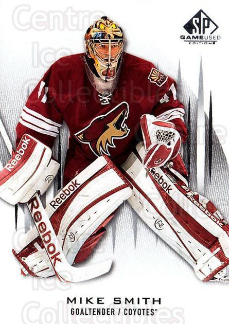 2013-14 Sp Game Used #30 Mike Smith<br/>5 In Stock - $1.00 each - <a href=https://centericecollectibles.foxycart.com/cart?name=2013-14%20Sp%20Game%20Used%20%2330%20Mike%20Smith...&quantity_max=5&price=$1.00&code=649282 class=foxycart> Buy it now! </a>