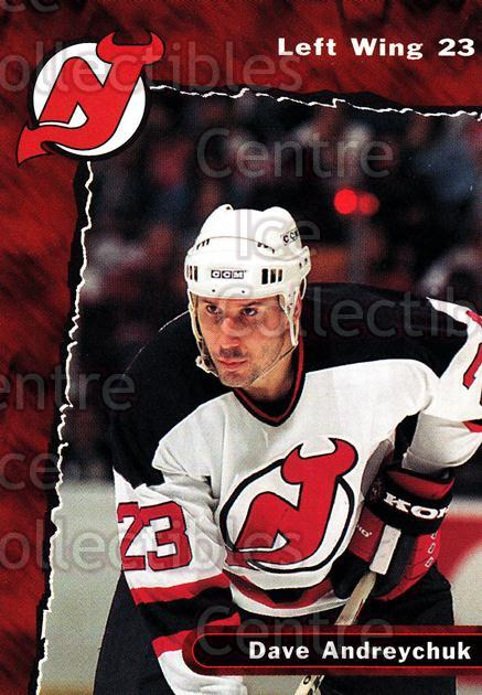 1997-98 New Jersey Devils Team Issue #18 Dave Andreychuk<br/>7 In Stock - $3.00 each - <a href=https://centericecollectibles.foxycart.com/cart?name=1997-98%20New%20Jersey%20Devils%20Team%20Issue%20%2318%20Dave%20Andreychuk...&quantity_max=7&price=$3.00&code=650027 class=foxycart> Buy it now! </a>