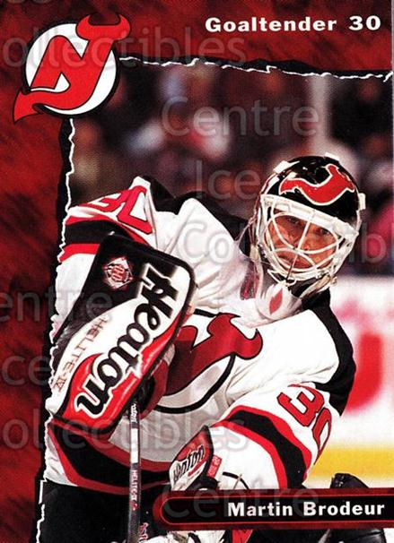 1997-98 New Jersey Devils Team Issue #24 Martin Brodeur<br/>2 In Stock - $10.00 each - <a href=https://centericecollectibles.foxycart.com/cart?name=1997-98%20New%20Jersey%20Devils%20Team%20Issue%20%2324%20Martin%20Brodeur...&quantity_max=2&price=$10.00&code=650031 class=foxycart> Buy it now! </a>