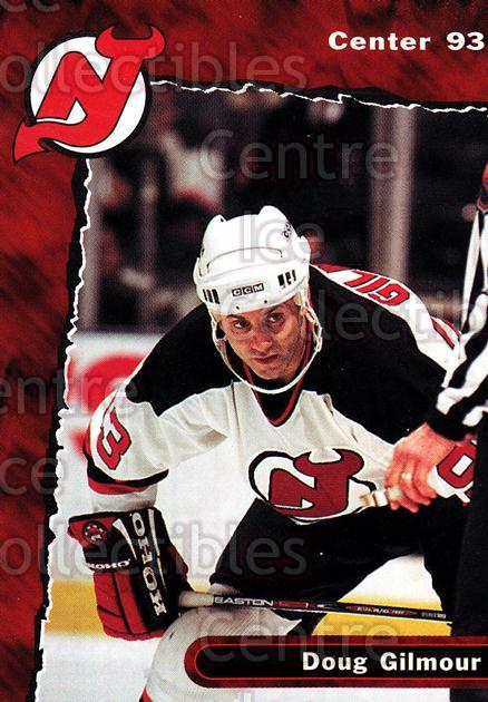 1997-98 New Jersey Devils Team Issue #27 Doug Gilmour<br/>4 In Stock - $3.00 each - <a href=https://centericecollectibles.foxycart.com/cart?name=1997-98%20New%20Jersey%20Devils%20Team%20Issue%20%2327%20Doug%20Gilmour...&quantity_max=4&price=$3.00&code=650032 class=foxycart> Buy it now! </a>