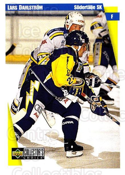 1997-98 Swedish Collectors Choice #178 Lars Dahlstrom<br/>10 In Stock - $2.00 each - <a href=https://centericecollectibles.foxycart.com/cart?name=1997-98%20Swedish%20Collectors%20Choice%20%23178%20Lars%20Dahlstrom...&quantity_max=10&price=$2.00&code=65017 class=foxycart> Buy it now! </a>