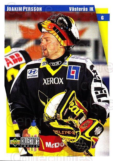 1997-98 Swedish Collectors Choice #182 Joakim Persson<br/>8 In Stock - $2.00 each - <a href=https://centericecollectibles.foxycart.com/cart?name=1997-98%20Swedish%20Collectors%20Choice%20%23182%20Joakim%20Persson...&quantity_max=8&price=$2.00&code=65022 class=foxycart> Buy it now! </a>