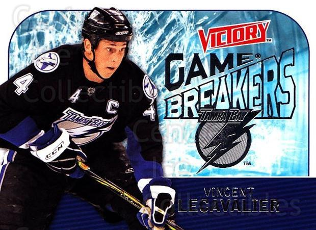 2009-10 UD Victory Game Breakers #11 Vincent Lecavalier<br/>2 In Stock - $2.00 each - <a href=https://centericecollectibles.foxycart.com/cart?name=2009-10%20UD%20Victory%20Game%20Breakers%20%2311%20Vincent%20Lecaval...&quantity_max=2&price=$2.00&code=650263 class=foxycart> Buy it now! </a>