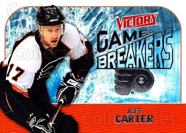 2009-10 UD Victory Game Breakers #17 Jeff Carter<br/>2 In Stock - $2.00 each - <a href=https://centericecollectibles.foxycart.com/cart?name=2009-10%20UD%20Victory%20Game%20Breakers%20%2317%20Jeff%20Carter...&quantity_max=2&price=$2.00&code=650269 class=foxycart> Buy it now! </a>