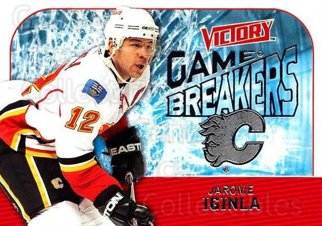 2009-10 UD Victory Game Breakers #20 Jarome Iginla<br/>2 In Stock - $2.00 each - <a href=https://centericecollectibles.foxycart.com/cart?name=2009-10%20UD%20Victory%20Game%20Breakers%20%2320%20Jarome%20Iginla...&quantity_max=2&price=$2.00&code=650272 class=foxycart> Buy it now! </a>