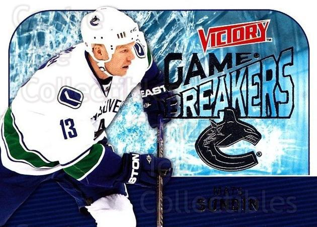 2009-10 UD Victory Game Breakers #33 Mats Sundin<br/>2 In Stock - $2.00 each - <a href=https://centericecollectibles.foxycart.com/cart?name=2009-10%20UD%20Victory%20Game%20Breakers%20%2333%20Mats%20Sundin...&quantity_max=2&price=$2.00&code=650285 class=foxycart> Buy it now! </a>