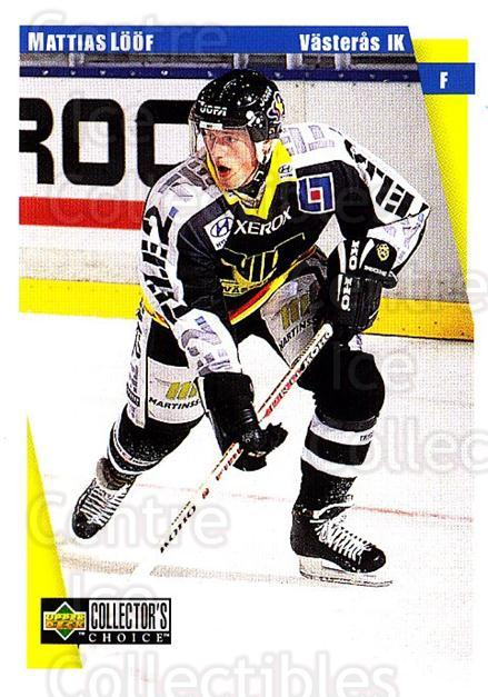 1997-98 Swedish Collectors Choice #188 Mattias Loof<br/>7 In Stock - $2.00 each - <a href=https://centericecollectibles.foxycart.com/cart?name=1997-98%20Swedish%20Collectors%20Choice%20%23188%20Mattias%20Loof...&quantity_max=7&price=$2.00&code=65028 class=foxycart> Buy it now! </a>
