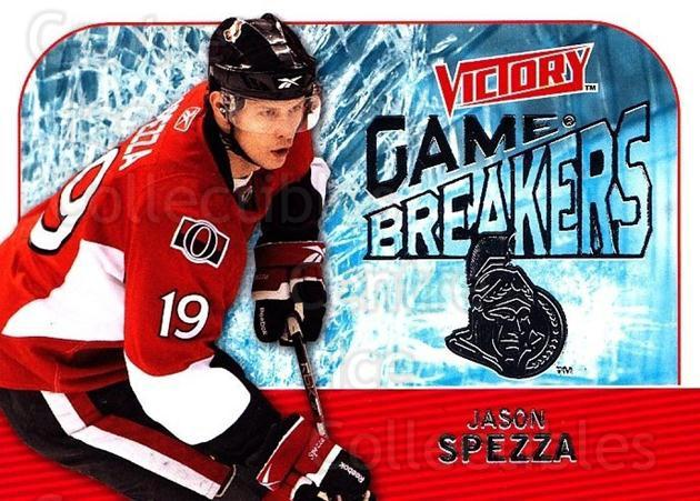2009-10 UD Victory Game Breakers #43 Jason Spezza<br/>2 In Stock - $2.00 each - <a href=https://centericecollectibles.foxycart.com/cart?name=2009-10%20UD%20Victory%20Game%20Breakers%20%2343%20Jason%20Spezza...&quantity_max=2&price=$2.00&code=650295 class=foxycart> Buy it now! </a>