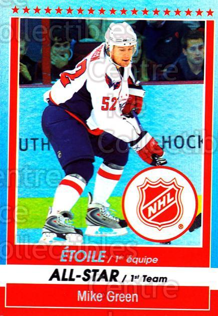 2009-10 O-pee-chee AS Team #2 Mike Green<br/>2 In Stock - $2.00 each - <a href=https://centericecollectibles.foxycart.com/cart?name=2009-10%20O-pee-chee%20AS%20Team%20%232%20Mike%20Green...&quantity_max=2&price=$2.00&code=650400 class=foxycart> Buy it now! </a>