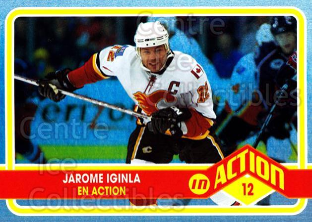 2009-10 O-pee-chee In Action #4 Jarome Iginla<br/>1 In Stock - $2.00 each - <a href=https://centericecollectibles.foxycart.com/cart?name=2009-10%20O-pee-chee%20In%20Action%20%234%20Jarome%20Iginla...&quantity_max=1&price=$2.00&code=650414 class=foxycart> Buy it now! </a>