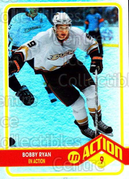 2009-10 O-pee-chee In Action #5 Bobby Ryan<br/>2 In Stock - $2.00 each - <a href=https://centericecollectibles.foxycart.com/cart?name=2009-10%20O-pee-chee%20In%20Action%20%235%20Bobby%20Ryan...&quantity_max=2&price=$2.00&code=650415 class=foxycart> Buy it now! </a>